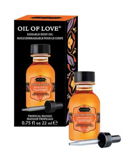 OIL OF LOVE MANGO - 22ML - Imagen 1