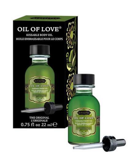 OIL OF LOVE ORIGINAL - 22ML - Imagen 1