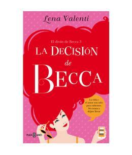 LA DECISION DE BECCA (EL DIVAN DE BECCA 3) - Imagen 1