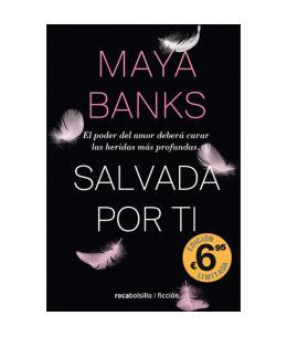 SALVADA P0R TÍ - MAYA BANKS - Imagen 1