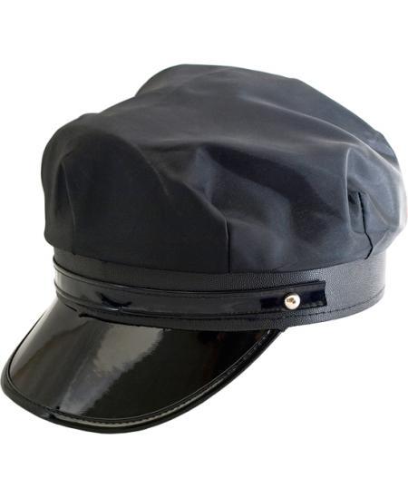 GORRA CAP SQUAD OF POLICE NEGRO - Imagen 1