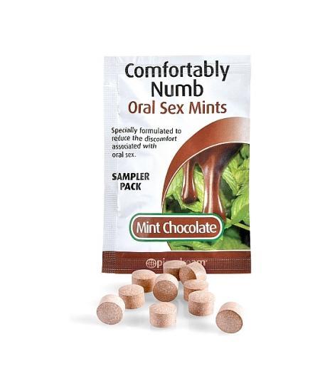 COMFORTABLY NUMB MINTS - SABOR CHOCOLATE MINT - Imagen 1