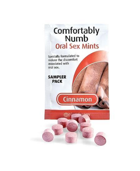 COMFORTABLY NUMB MINTS - SABOR CANELA - Imagen 1