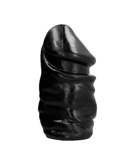 ALL BLACK PENE ANAL 33CM - Imagen 1