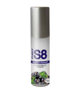 S8 LUBRICANTE SABORES 50ML - GROSELLA NEGRA - Imagen 1