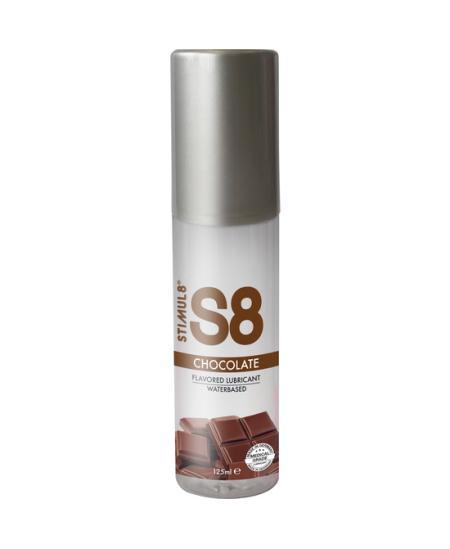 S8 LUBRICANTE SABORES 125ML - CHOCOLATE - Imagen 1