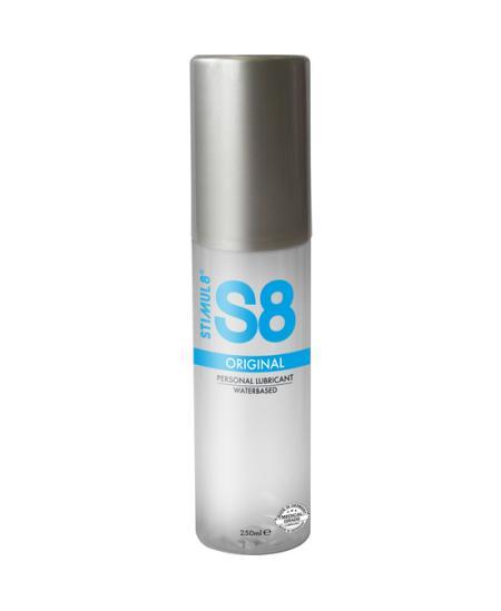 S8 LUBRICANTE BASE DE AGUA 250ML - Imagen 1