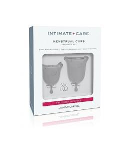 INTIMATE CARE COPAS MENSTRUALES - TRANSPARENTE - Imagen 1