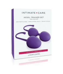 INTIMATE CARE SET DE ENTREMANIENTO KEGEL - MORADO - Imagen 1