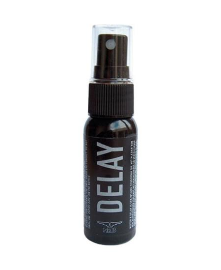 MISTER B DELAY SPRAY RETARDANTE 30ML - Imagen 1