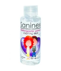 SANINEX MULTIORGASMIC WOMAN EXCITING PLUS 100ML - Imagen 1