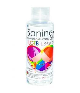 SANINEX GLICEX LGTB LESBIAN 4 IN 1 - 100ML - Imagen 1