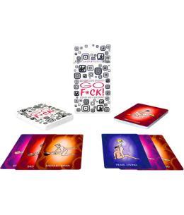 KHEPER GAMES - GO FUCK CARD JUEGO DE CARTAS - Imagen 1