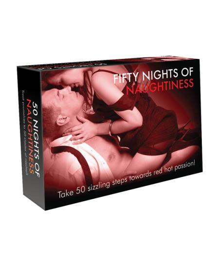 FIFTY NIGHTS OF NAUGHTINESS - Imagen 1