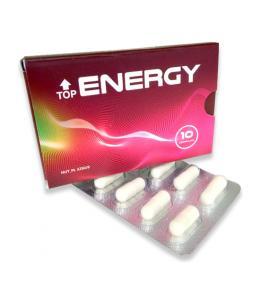 TOP ENERGY 10 CÁPSULAS - Imagen 1