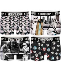 PACK 6PCS SURTIDO STORMTROOPER FREEGUN - Imagen 1