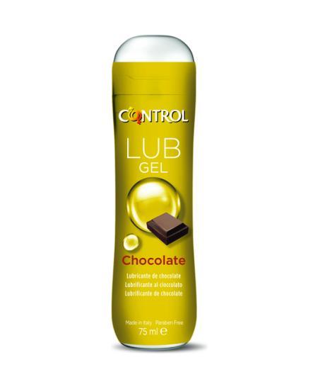 CONTROL LUBRICANTE CHOCOLATE 75ML - Imagen 1