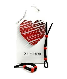 SANINEX CONCENTRATION - ANILLO ELÁSTICO DE CAUCHO - Imagen 1