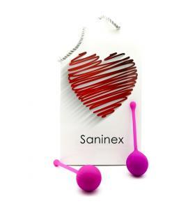 SANINEX CLEVER - INTELIGENTE ESFERA VAGINAL MORADO - Imagen 1