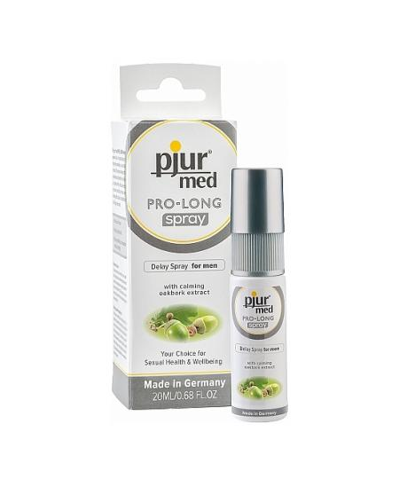 PJUR MED - PRO-LONG SPRAY - 20ML - Imagen 1