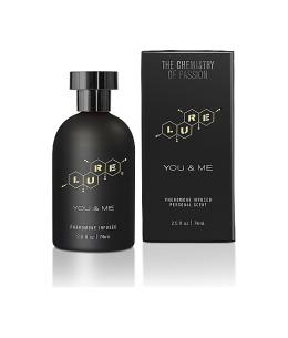 LURE BLACK LABEL FOR YOU & ME PERFUME FEROMONAS UNISEX 74ML