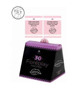30 DAY FOREPLAY CHALLENGE (ES/EN) - Imagen 1