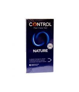 CONTROL PRESERVATIVOS NATURE 6UDS - Imagen 1