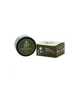 CBD DAILY TRIPLE STRENGTH CREMA INTENSIVA - 48 G