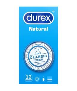 DUREX NATURAL 12 UDS - Imagen 1