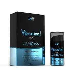 INTT VIBRADOR LÍQUIDO ICE 15ML