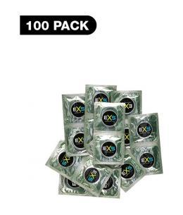 PRESERVATIVOS EXS SNUG FIT - 100 PACK - Imagen 1