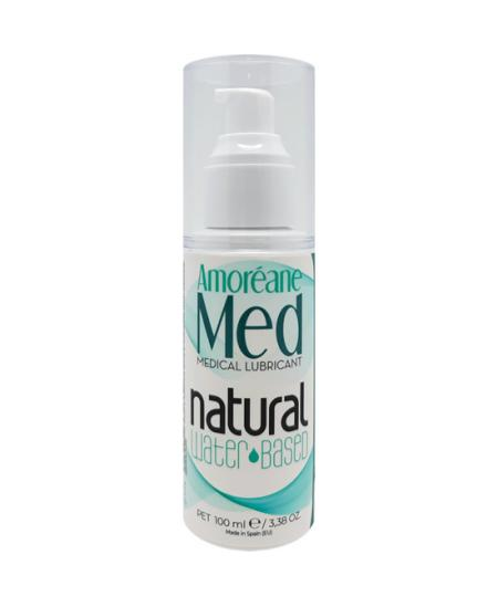 AMOREANE MEDICAL LUBRICANTE NATURAL 100ML - Imagen 1