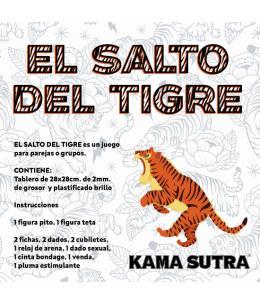 EL SALTO DEL TIGRE - Imagen 1