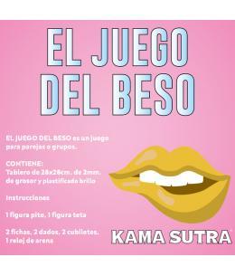 EL JUEGO DEL BESO ERÓTICO - Imagen 1