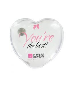 LOVERSPREMIUM - HOT MASSAGE HEART XL THE BEST - Imagen 1