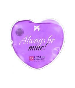 LOVERSPREMIUM - HOT MASSAGE HEART XL BE MINE - Imagen 1