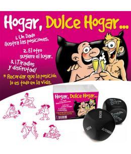 DADOS HOGAR DULCE HOGAR GAY - Imagen 1