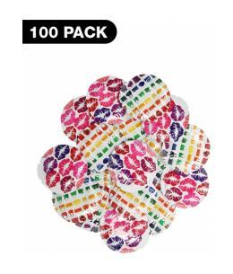 PRESERVATIVOS EXS GIRLS MIX- 100 PACK - Imagen 1