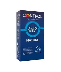 CONTROL PRESERVATIVOS NEW NATURE EASY WAY - 10UDS - Imagen 1