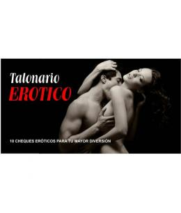 TALONARIO ERÓTICO - Imagen 1
