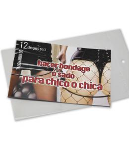 TALONARIO BONDAGE O SADO - Imagen 1