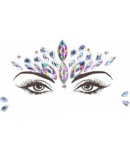 LE DESIR ADHESIVOS BRILLANTES DAZZLING CROWNED FACE BLING - Imagen 1